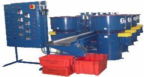 Tumbling Barrels