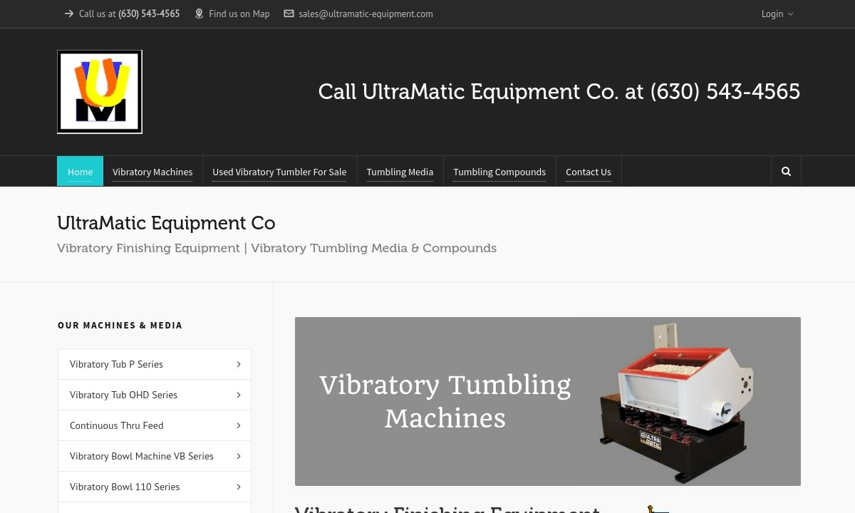 Ultramatic Equipment Co.