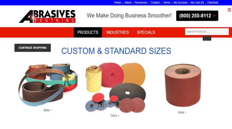 Abrasives South, Inc.