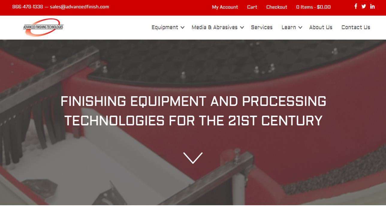 Advanced Finishing Technologies