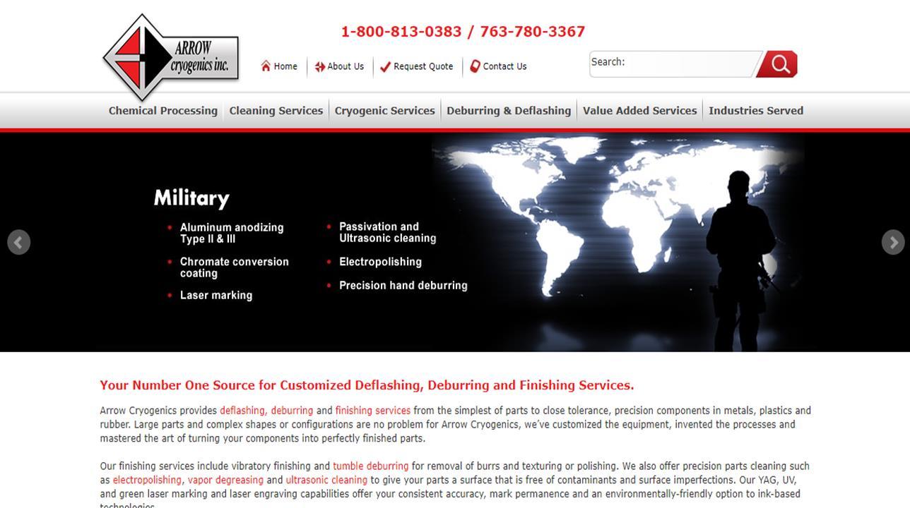 Arrow Cryogenics Inc.