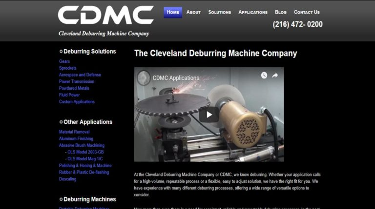 Cleveland Deburring Machine Company