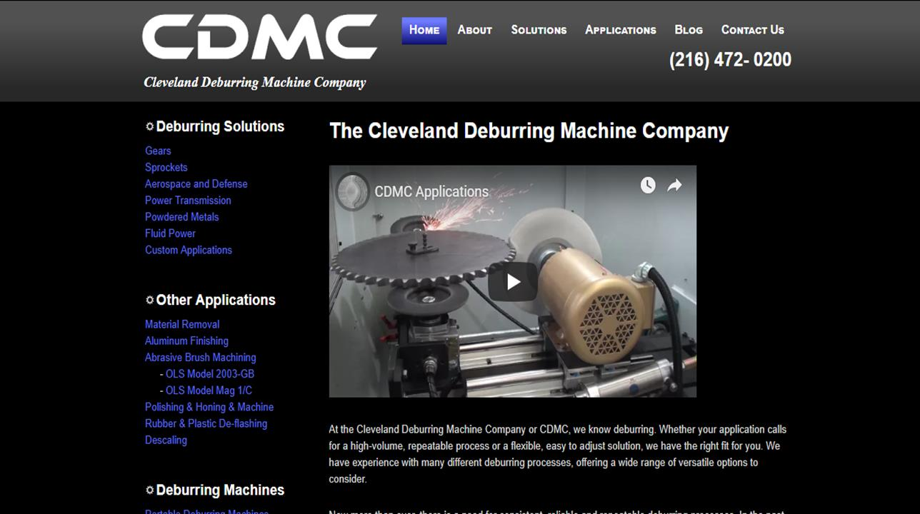 Cleveland Deburring Machine Company