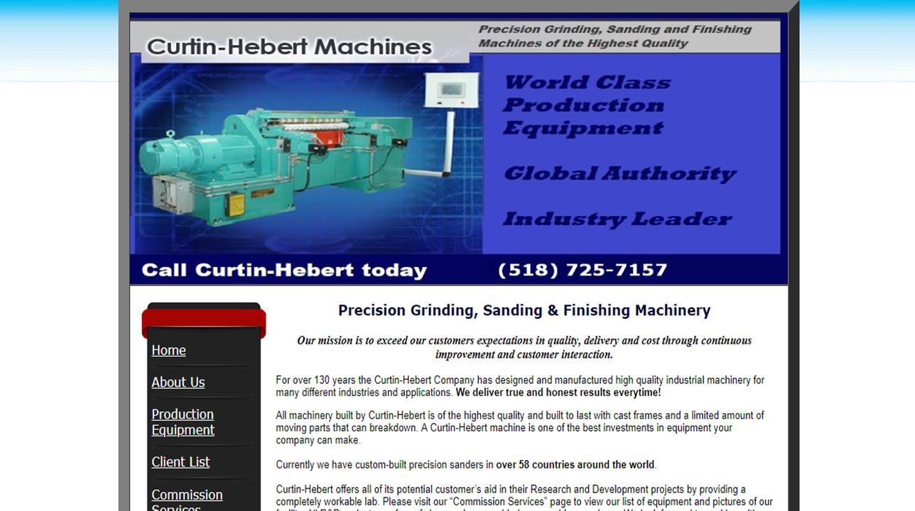 Curtin-Hebert Co., Inc.