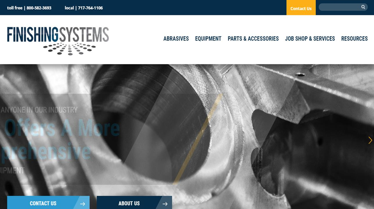Finishing Systems Inc.