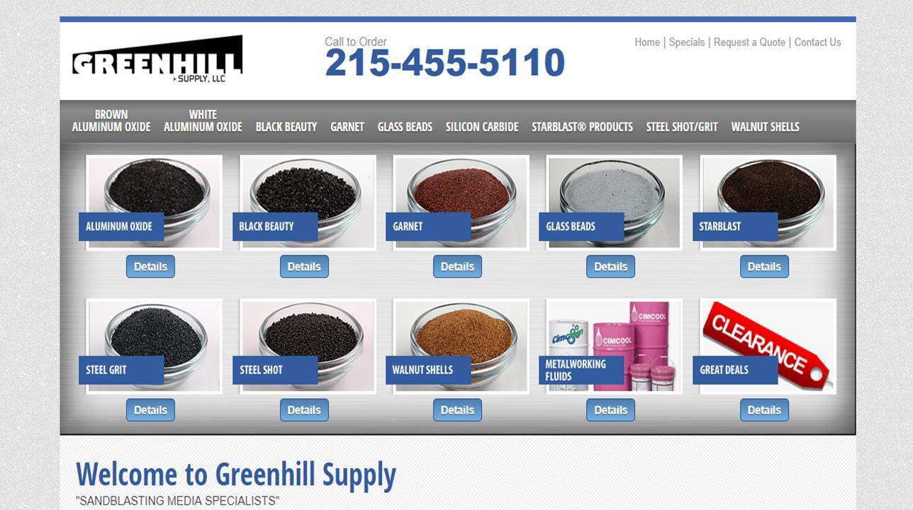 Greenhill Supply, LLC