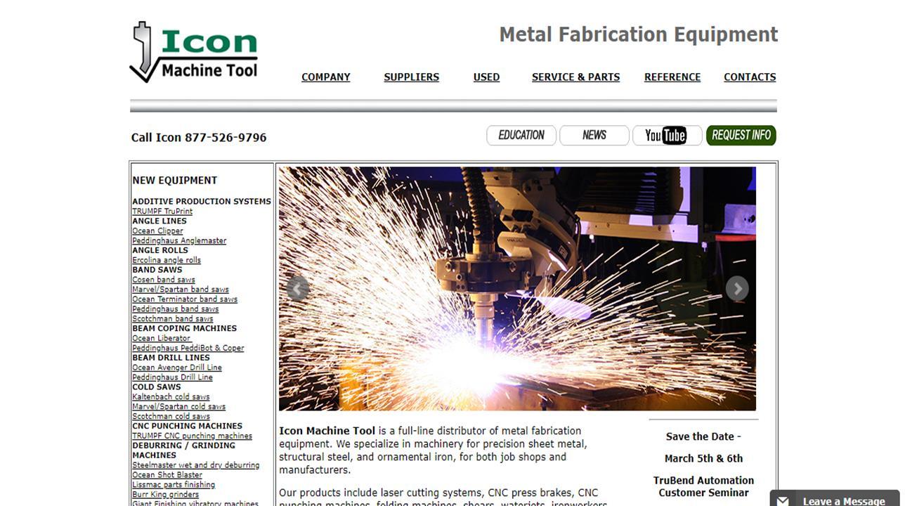 Icon Machine Tool, Inc