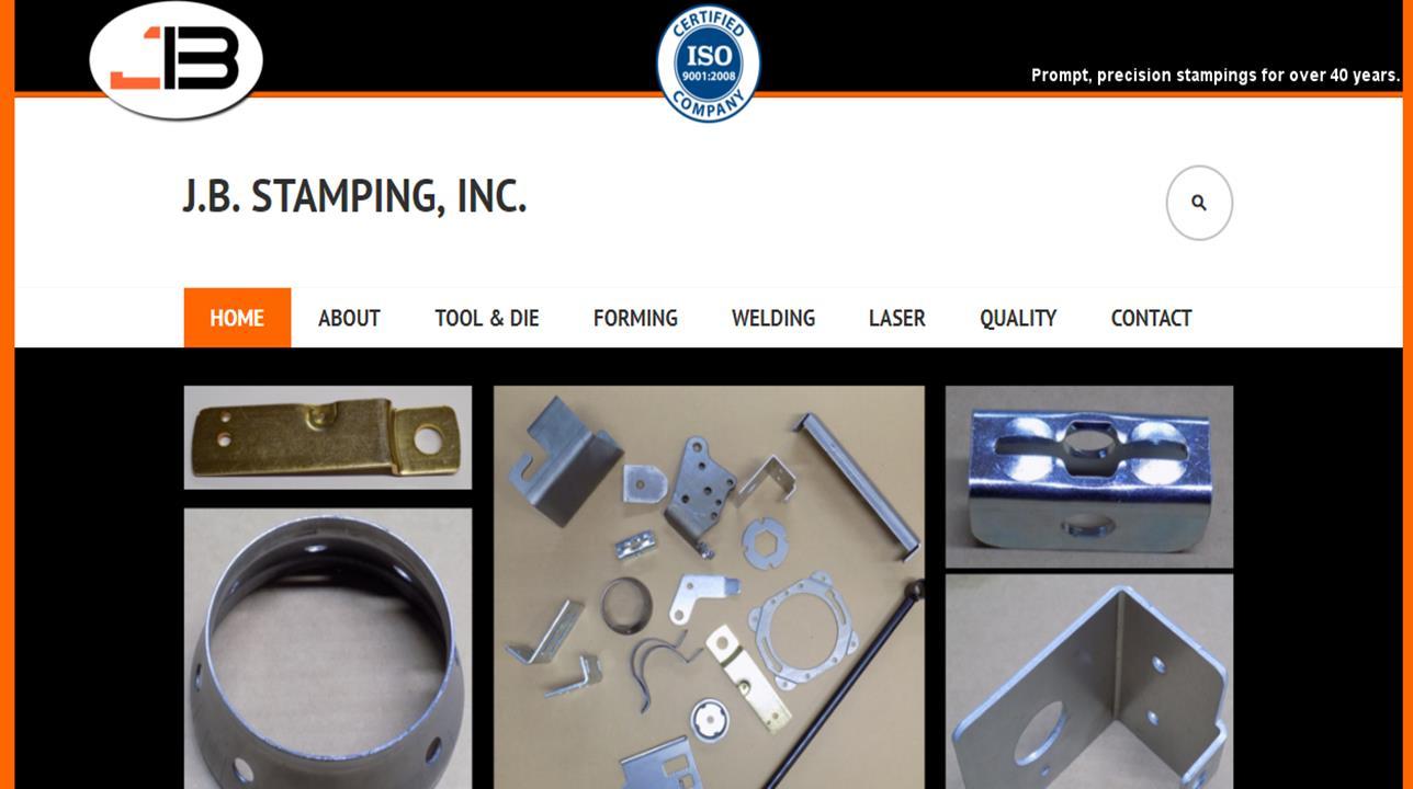 JB Stamping, Inc.