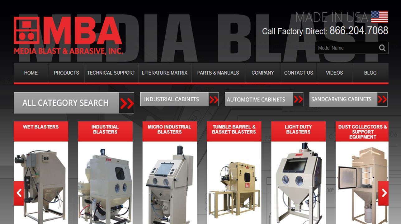 Media Blast & Abrasives, Inc.