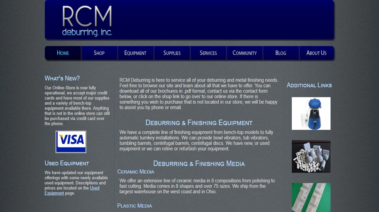 RCM Deburring, Inc.