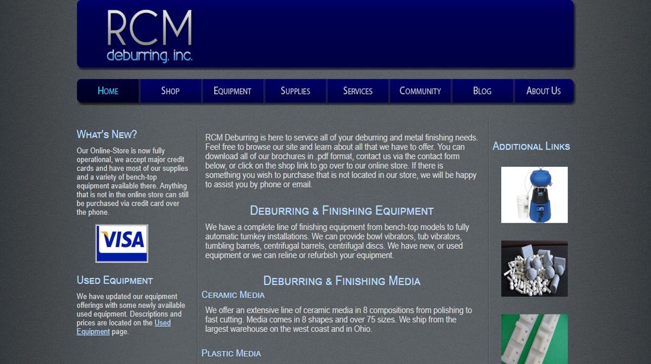 RCM Deburring, Inc.