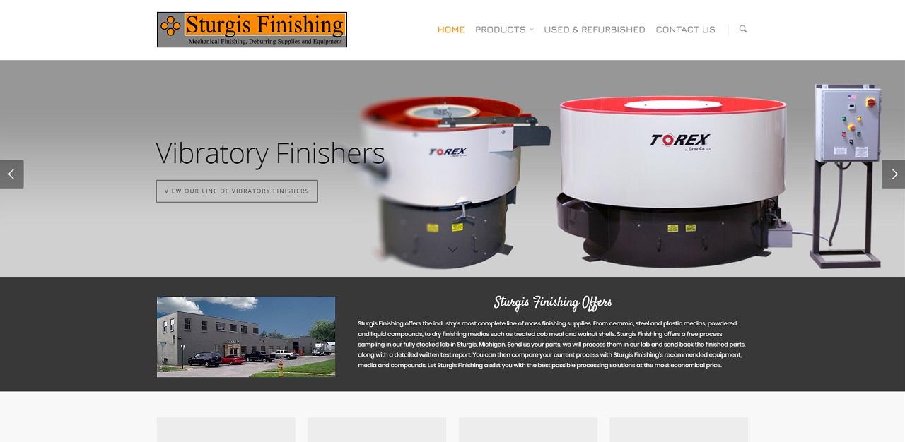Sturgis Finishing, LLC