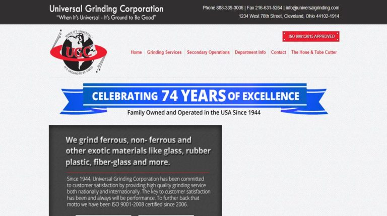 Universal Grinding Corporation