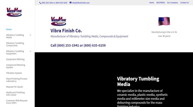 Vibra Finish Company