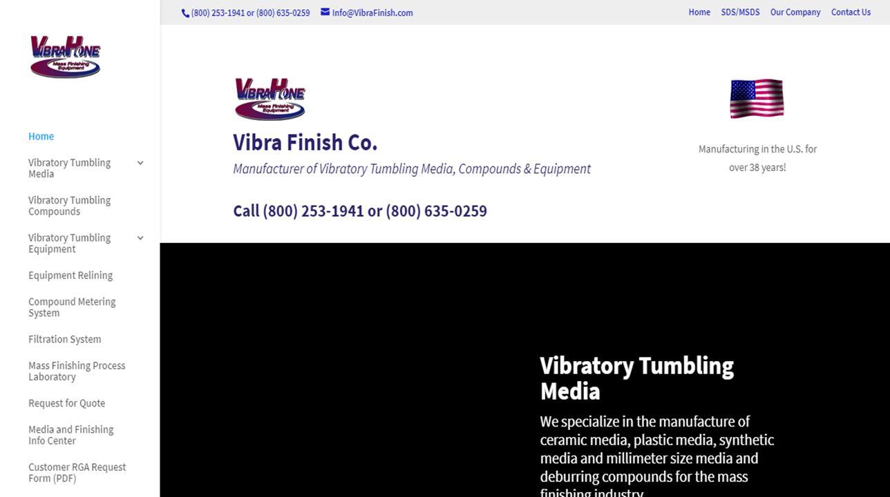 Vibra Finish Company