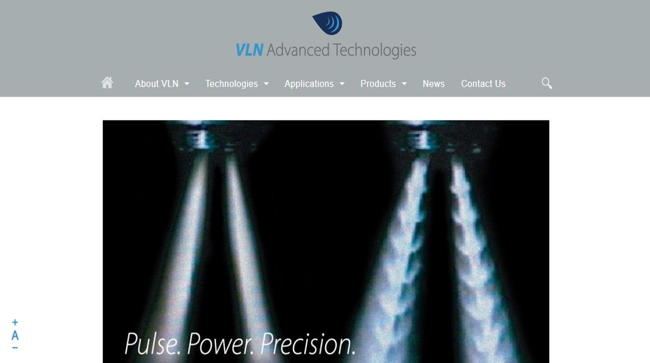 VLN Advanced Technologies Inc.