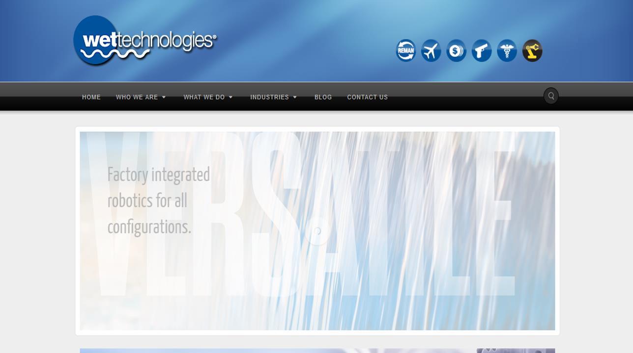Wet Technologies Inc.