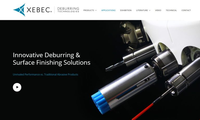 Xebec Deburring Technologies, LLC